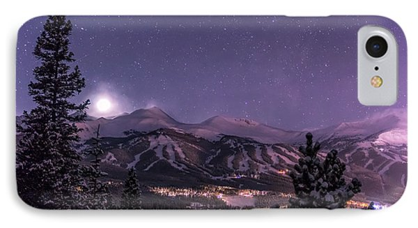 Colorado Night Phone Case by Michael J Bauer