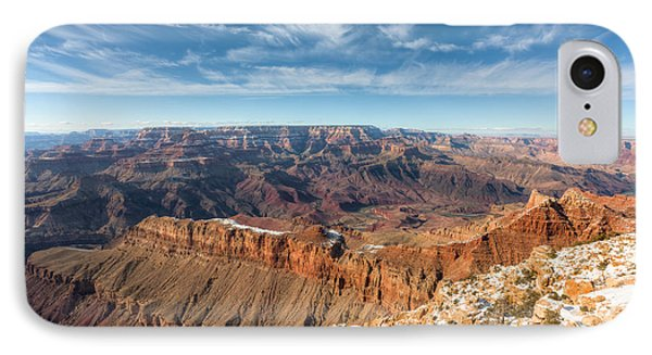 Colorado River And The Grand Canyon IPhone Case by Clarence Holmes