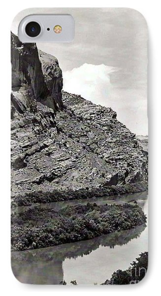 IPhone Case featuring the photograph Colorado River by Juls Adams