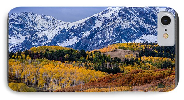 Colorado Rockies In The Fall - Ridgway IPhone Case by Gary Whitton