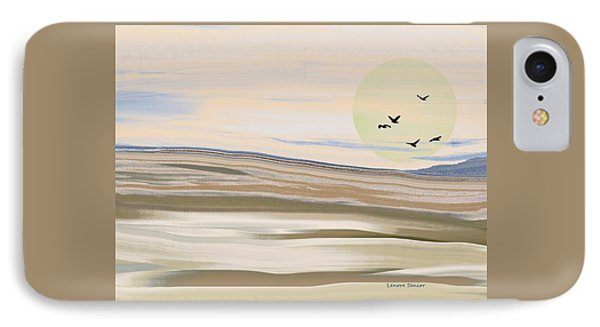 Colorado Sand Dunes IPhone Case by Lenore Senior