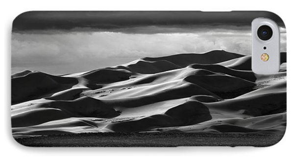 Colorado Sand Dunes IPhone Case by Mark Courage