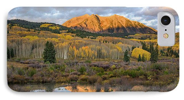 Colorado Sunrise IPhone Case by Phyllis Peterson