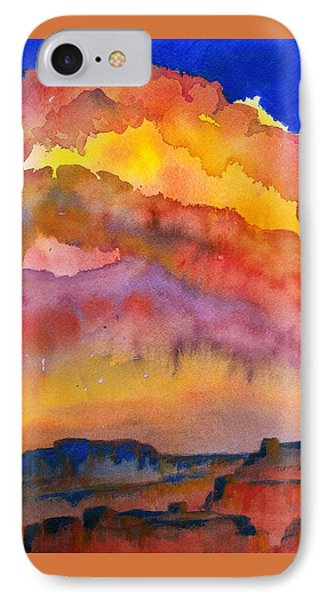 Colorado Sunset IPhone Case by Anne Marie Brown