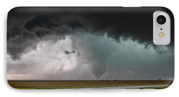 IPhone Case featuring the photograph Colorado Tornado by James Menzies