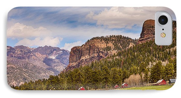 Colorado Western Landscape IPhone Case