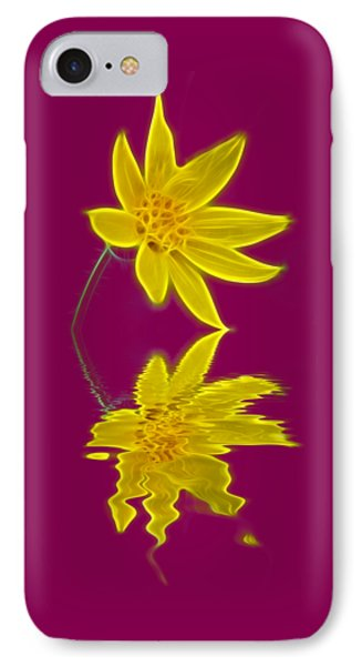 Colorado Wildflower IPhone Case by Shane Bechler