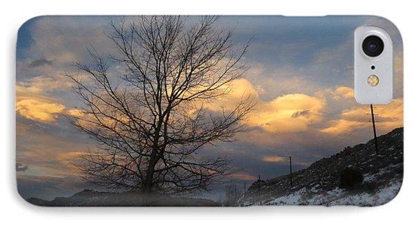 Colorado Winter 16 IPhone Case by Diane M  Dittus
