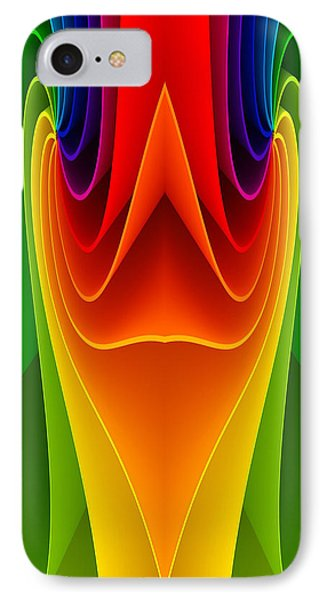 Colorful 3a Phone Case by Bruce Iorio
