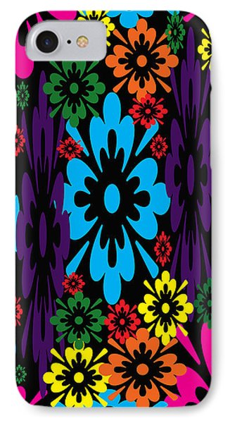 Colorful Abstract 1 IPhone Case