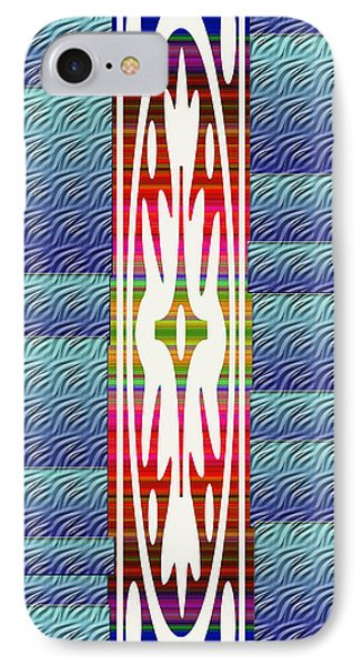 Colorful Abstract 13 IPhone Case