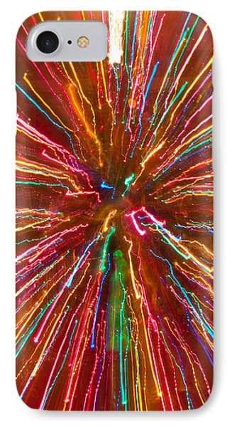Colorful Abstract Photography Phone Case by James BO  Insogna