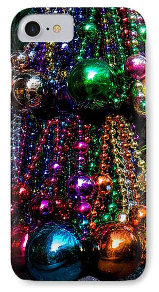 Colorful Baubles Phone Case by Christopher Holmes