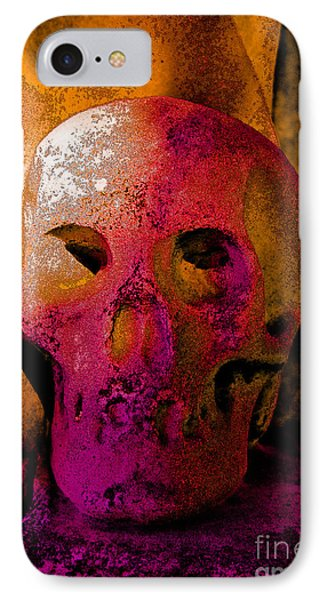 Colorful Character Phone Case by Valerie Fuqua