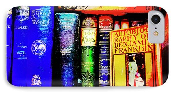 Colorful Classics IPhone Case by Toni Hopper