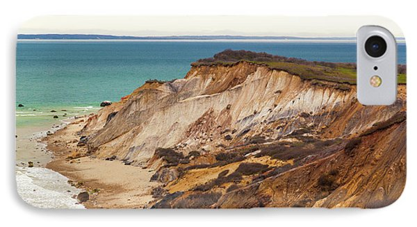 IPhone Case featuring the photograph Colorful Clay Cliffs On The Vineyard by Michelle Wiarda