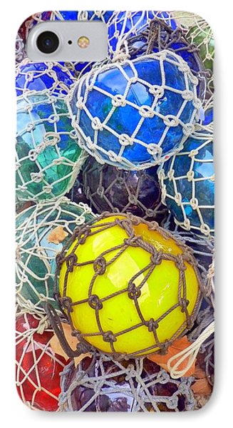 Colorful Glass Balls IPhone Case