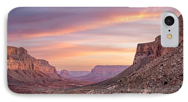 Colorful Havasupai Hike IPhone Case