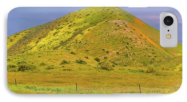 IPhone Case featuring the photograph Colorful Hill by Marc Crumpler