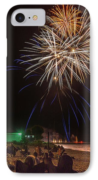 IPhone 7 Case featuring the photograph Colorful Kewaunee, Fourth by Bill Pevlor