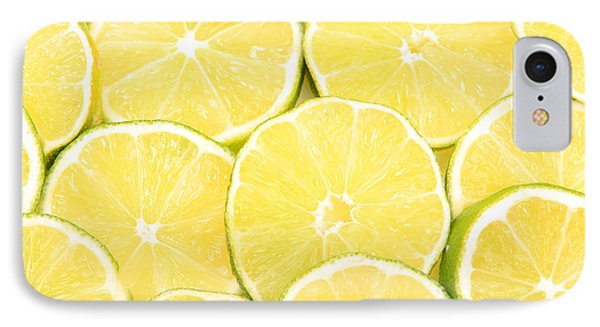 Colorful Limes Phone Case by James BO  Insogna