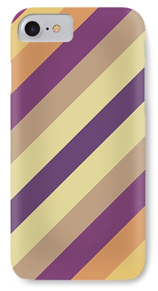 Colorful Lines IPhone Case by Amir Faysal