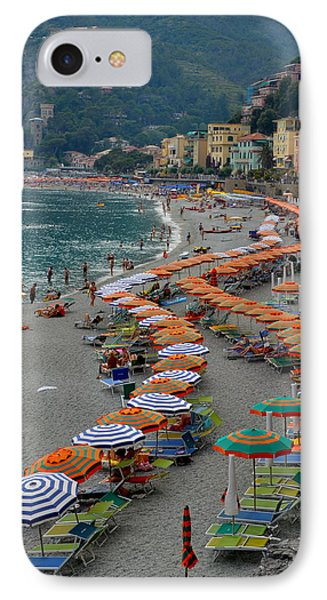 Colorful Monterosso IPhone Case by Corinne Rhode