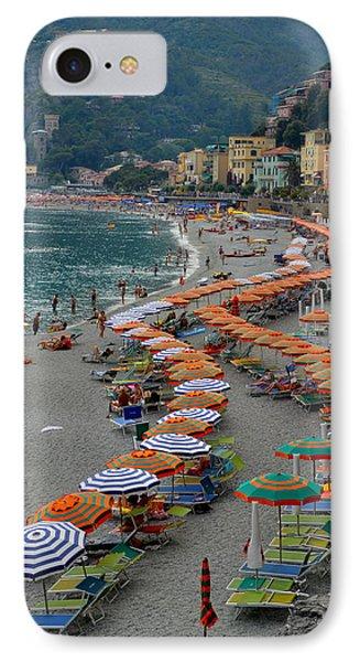 Colorful Monterosso IPhone Case