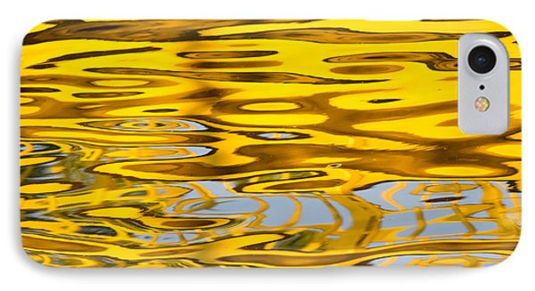Colorful Reflection In The Water IPhone Case by Odon Czintos