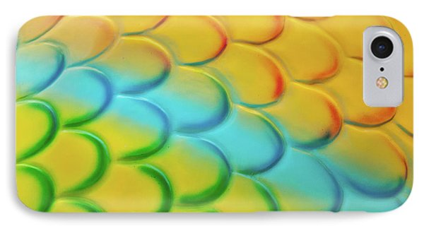Colorful Scales Phone Case by Adam Romanowicz