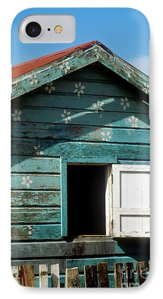 Colorful Shack Phone Case by John Greim
