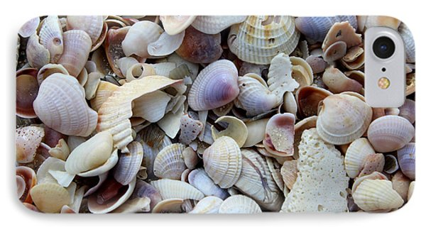 Colorful Shells IPhone Case by Jeanne Forsythe