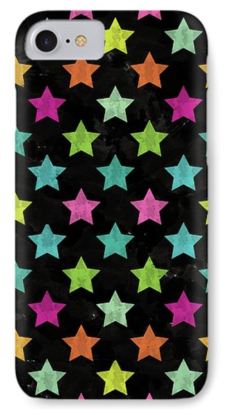 Colorful Star II IPhone Case by Amir Faysal