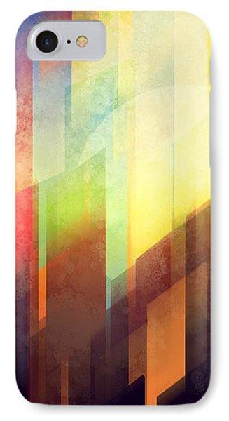 Colorful Urban Design IPhone Case