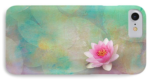 Colorful Waterlily IPhone Case
