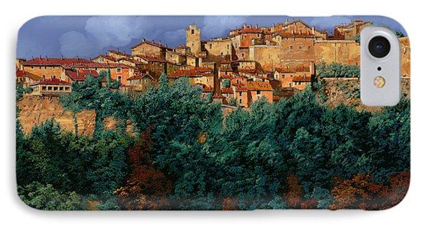 colori di Provenza IPhone Case by Guido Borelli