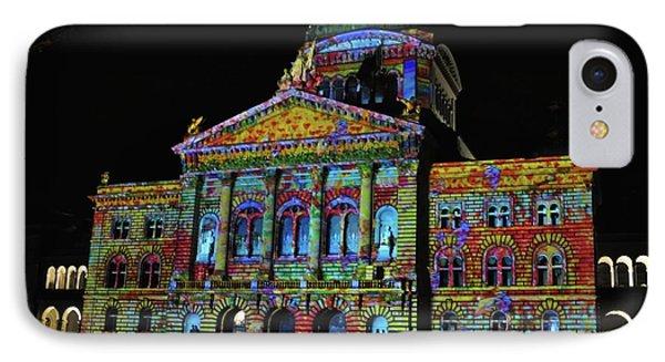 Colors Of Bern IPhone Case