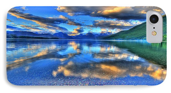 Colors Of Clouds Phone Case by Scott Mahon