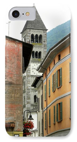 Colors Of Italy IPhone Case by Teresa Tilley