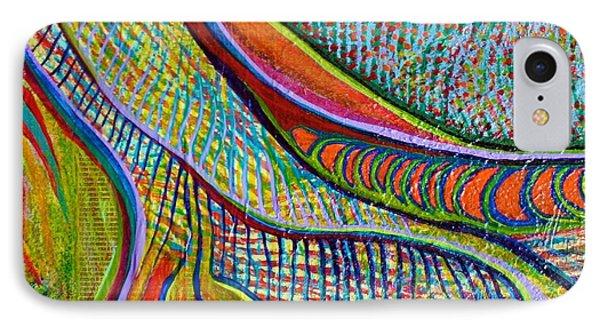 Colors Of Ridgefield IPhone Case