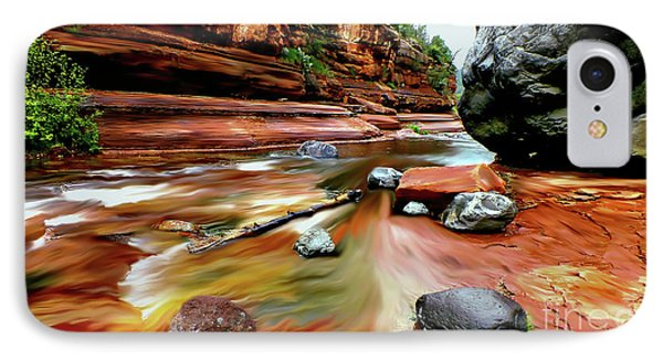 Colors Of Sedona IPhone Case