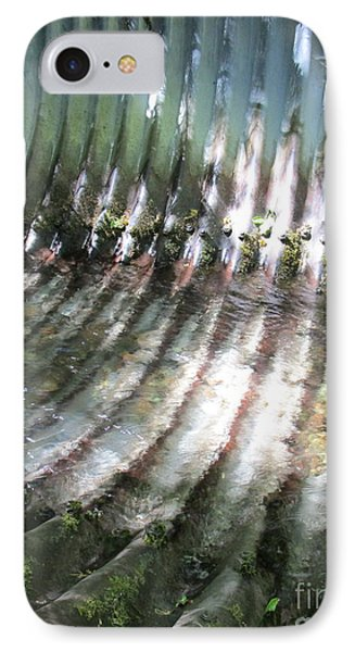 IPhone Case featuring the photograph Colors Of The Culvert by Marie Neder