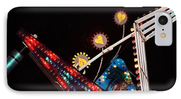 Colors Of The Fair 4 IPhone Case by Kae Cheatham