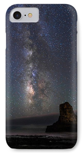 IPhone Case featuring the photograph Colors Of The Night by Alex Lapidus
