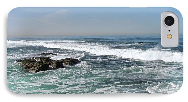 IPhone Case featuring the photograph Colors Of The Sea by Carol  Bradley