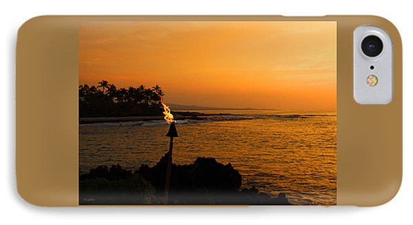 Colors Of Waikoloa Hawaii IPhone Case