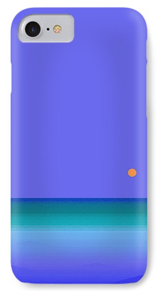 Colors Of Water IPhone Case by Val Arie