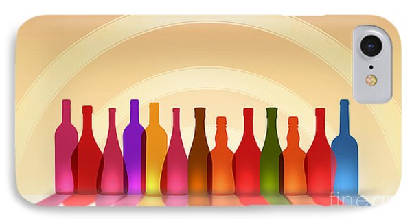 Colors Of Wine IPhone Case