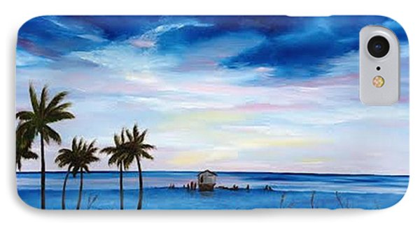Colors On The Gulf IPhone Case by Lloyd Dobson