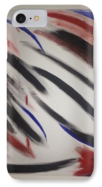 Abstract Colors IPhone Case by Sheila Mcdonald